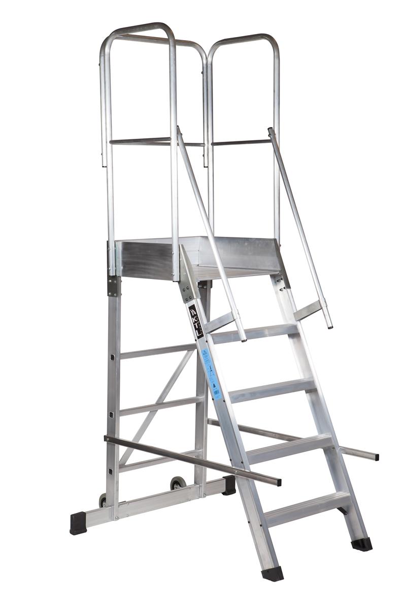 Nueva escalera de plataforma móvil de 1 acceso Nueva escalera de plataforma móvil de 1 acceso Nueva escalera de plataforma móvil de 1 acceso 14 nueva escalera de plataforma movil de 1 acceso