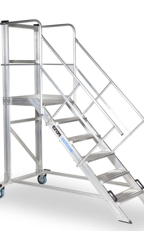 Escaleras de seguridad - Escaleras telescopicas precios ...
