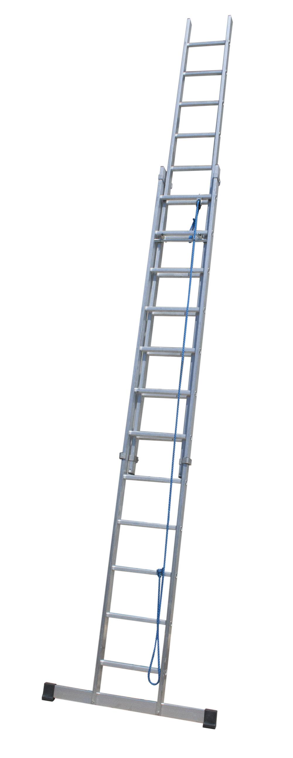 23222012-doble-ext-mecanica-sind-12peld escalera doble extensión mecánica Échelle à coulisse à corde 2 plans 23222012 doble ext mecanica sind 12peld