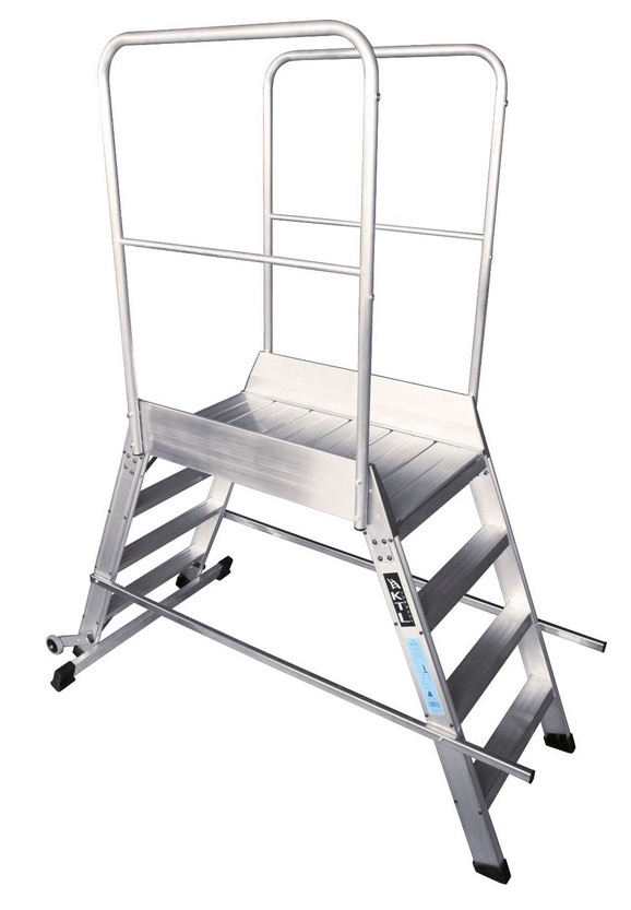 Conozca nuestros productos escaleras ktl - Escaleras para almacenes ...