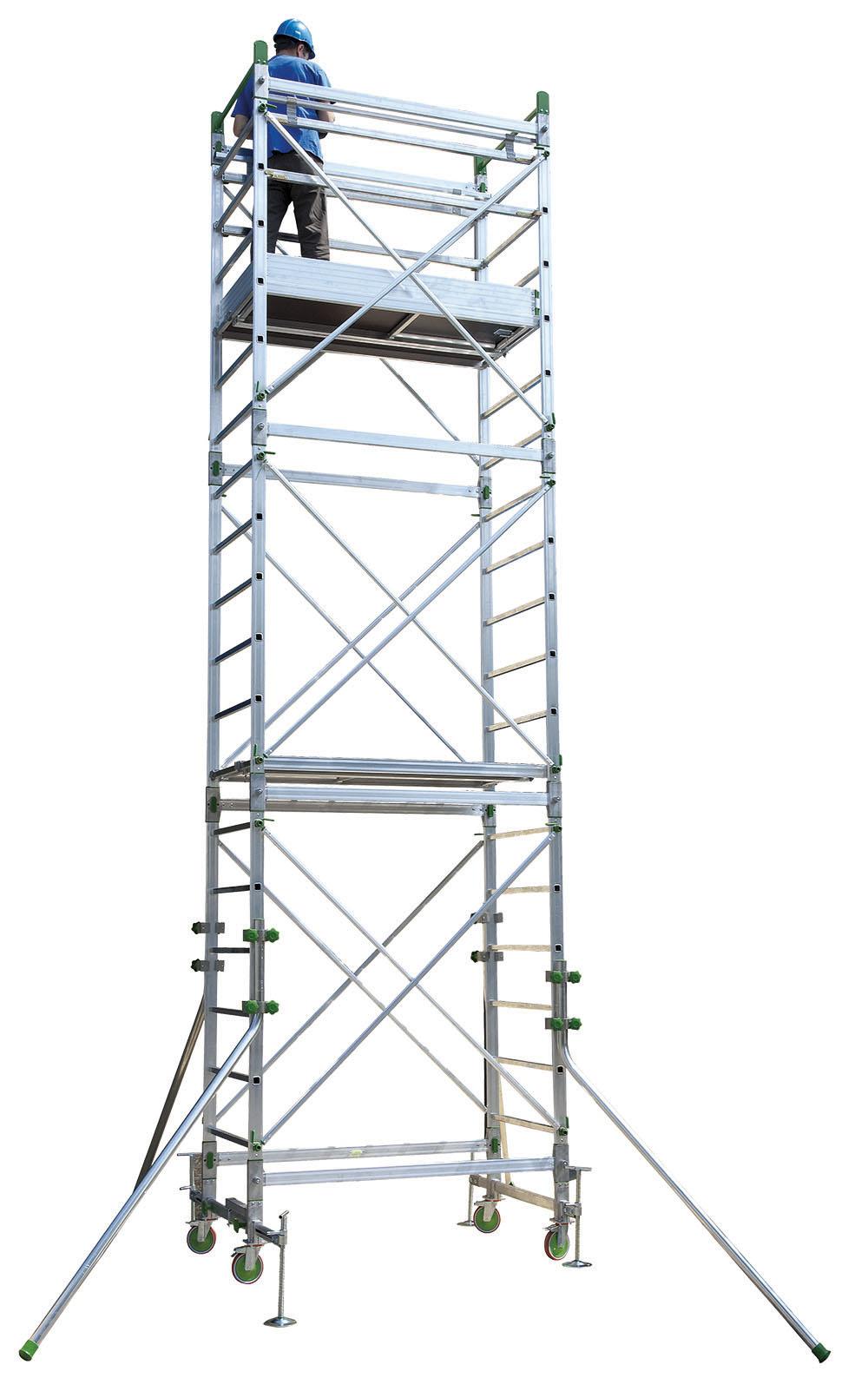 DOS·65 DOS·65 Torre móvil industrial DOS·65 Torre móvil industrial DOS  651
