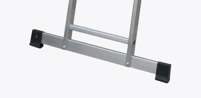 Estabilizadores obligatorios a partir de 3 metros  KTL cumple con las exigencias de la nueva Norma EN 131-1 norma en 131 1