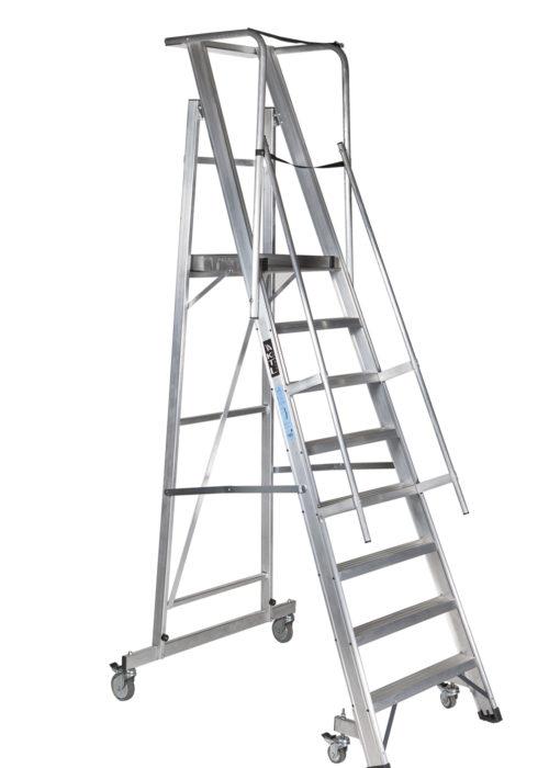 escaleras para almacen