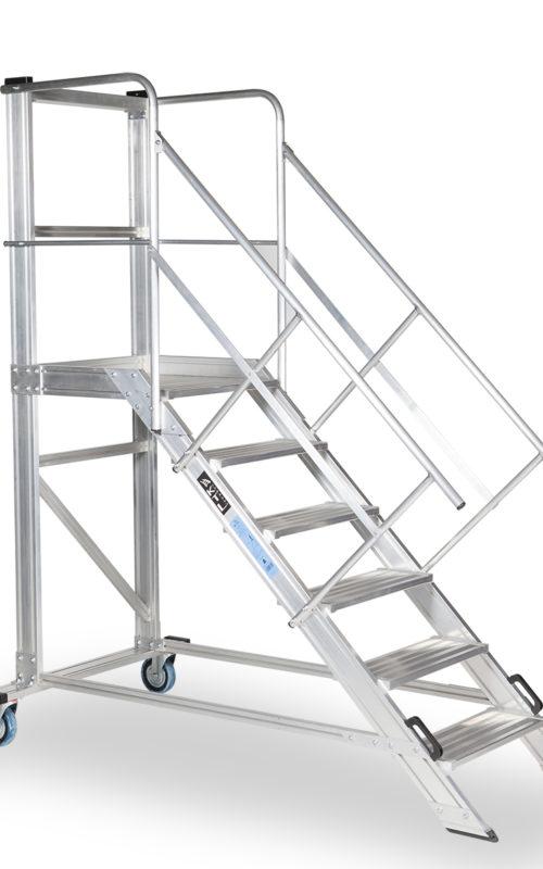 escaleras de seguridad