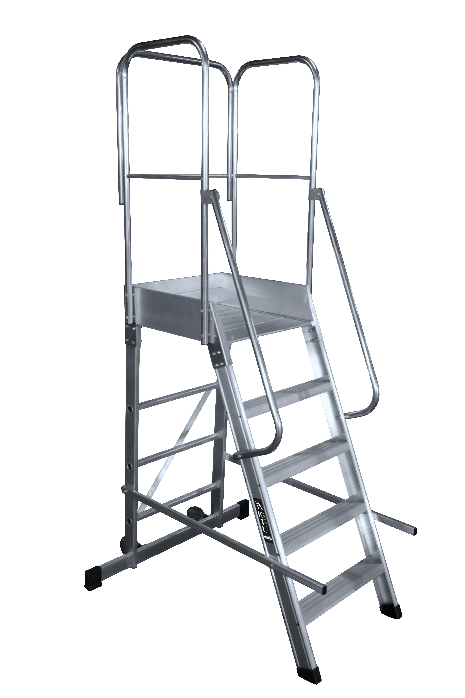 escalera de plataforma móvil, ep-1 acceso Escalera de plataforma móvil, EP-1 acceso PRINCIPAL EP1 5
