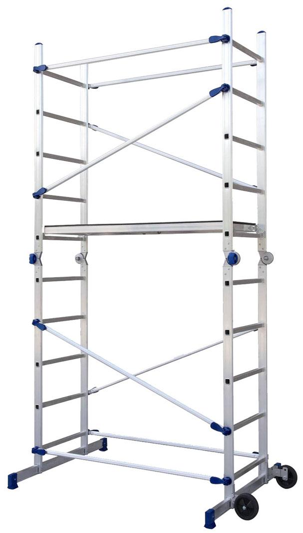 FAST 5 Andamio-escalera plegable multiusos FAST 5 Andamio-escalera plegable multiusos FAST 5 Andamio-escalera plegable multiusos 20255178