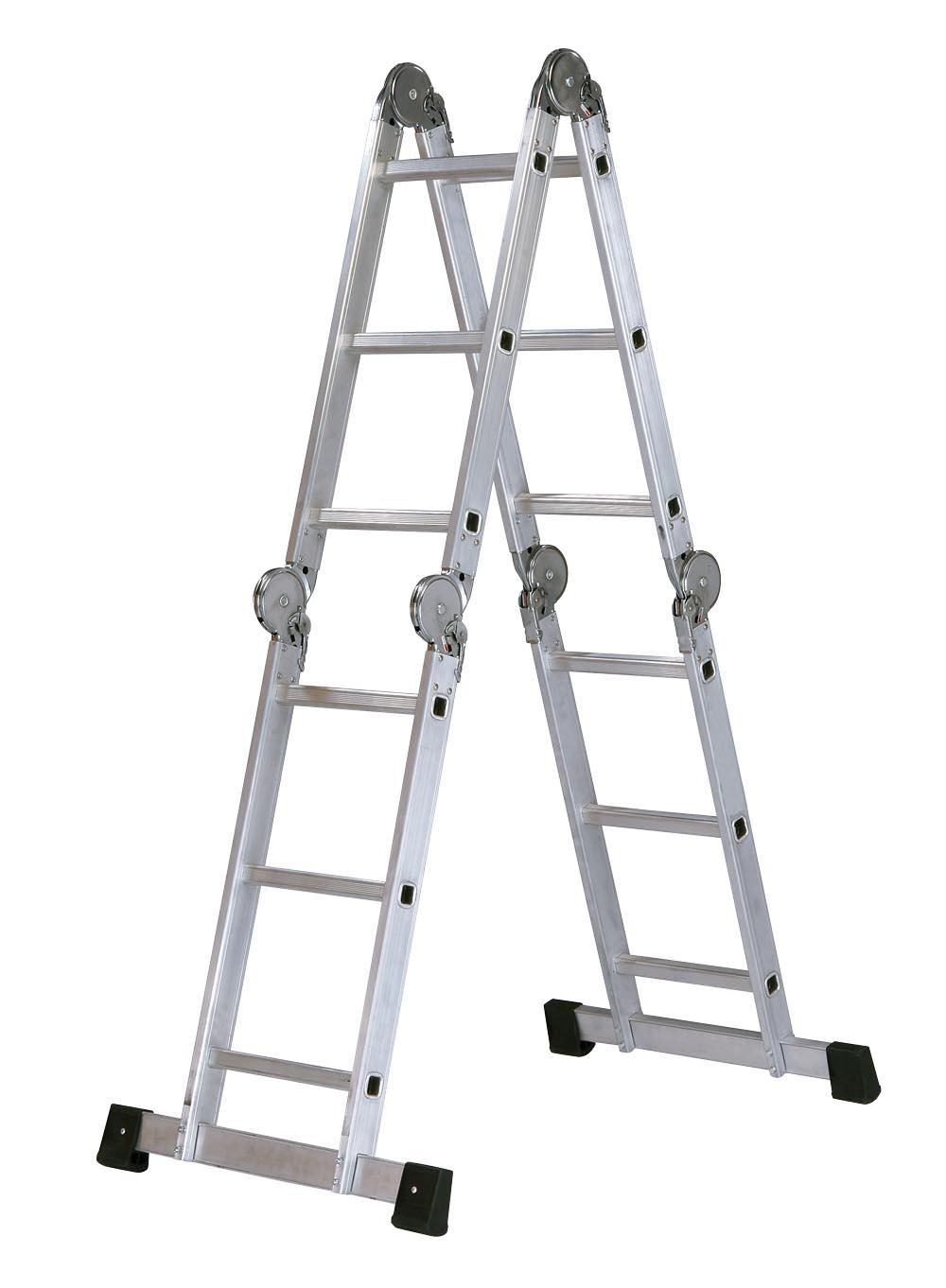 Escalera articulada multiposiciones escalera articulada multiposiciones Escalera articulada multiposiciones 24201033