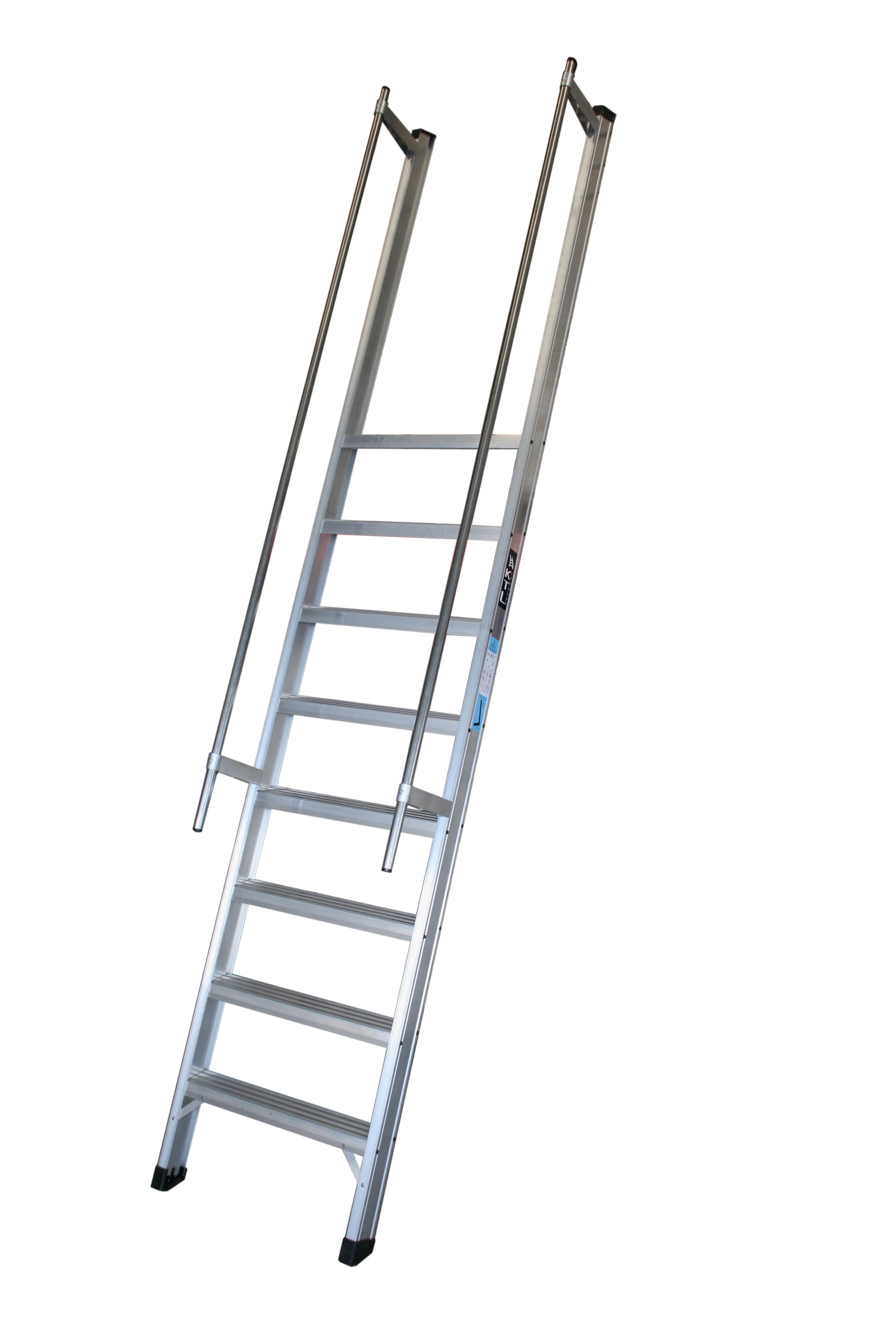 escalera de tijera xl Escalera de acceso COMFORT escalera acceso 8peld